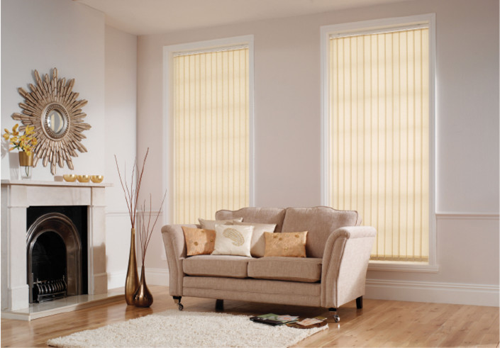 The Lagos Vertical Blinds