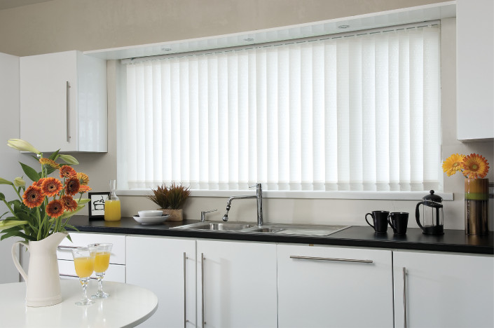 The Harare Vertical Blinds