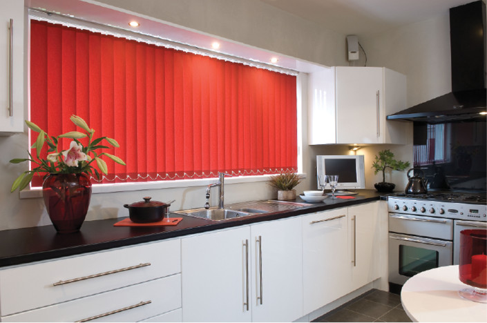 The Capetown Veritcal Blinds