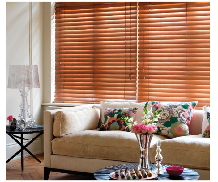 The Dallas Wooden Venetian Blinds