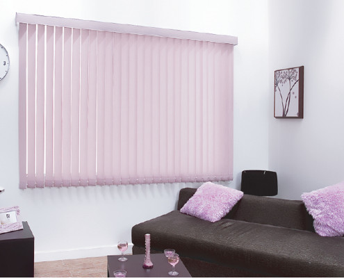 The Dar Es Salam Vertical Blinds