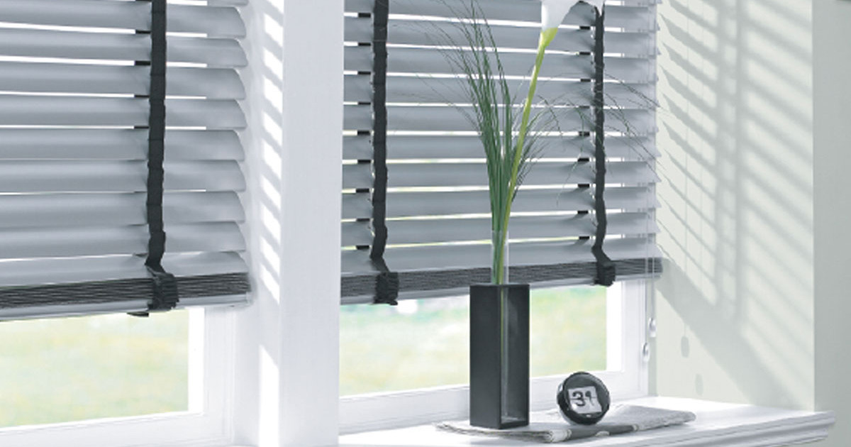 The Washington Aluminium Venetian Blinds