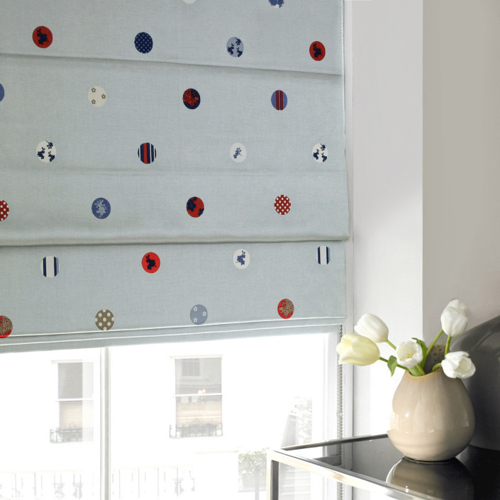 The Cairo Roman Blinds