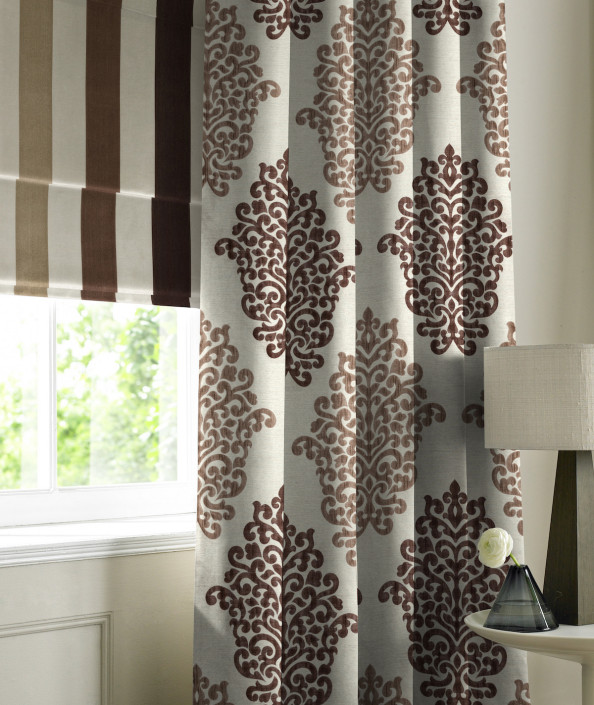 The Allepo Roman Blinds