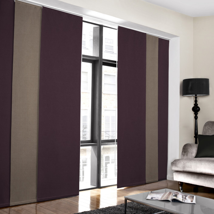 The Banbury Panel Blinds