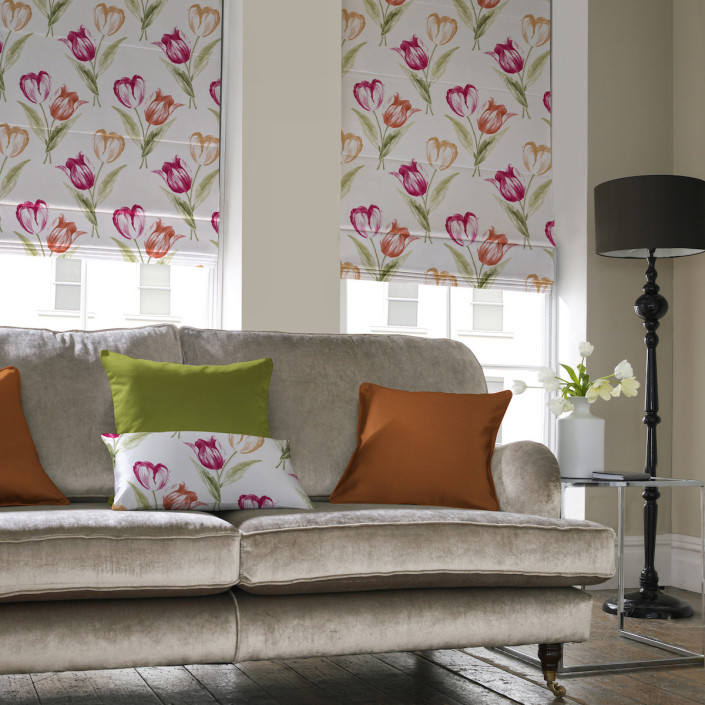The Damascus Roman Blinds