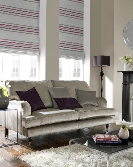 The Baghdad Roman Blinds