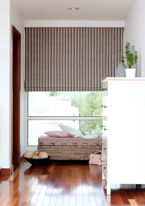 The Casablanca Roman Blinds
