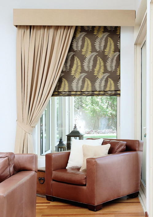 The Tripoli Roman Blinds