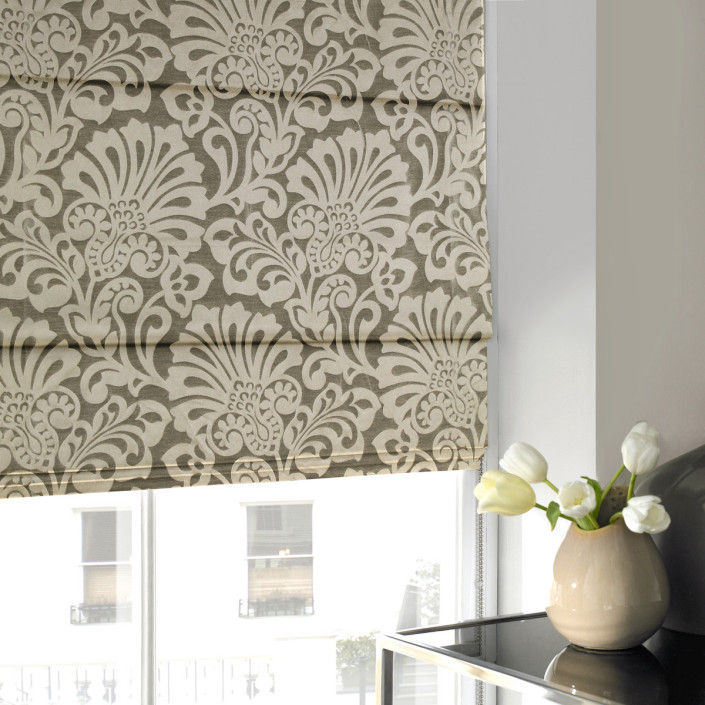 The Algiers Roman Blinds