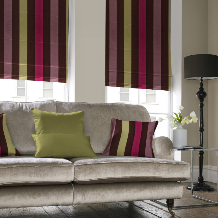 The Muscat Roman Blinds