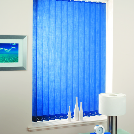 The Livingstone Vertical Blinds