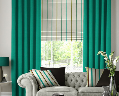 The Marrakech Roman Blinds