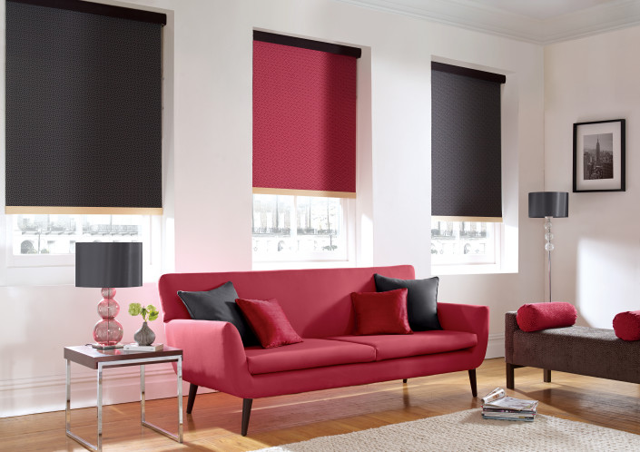 Indoor Window Blinds Dubai