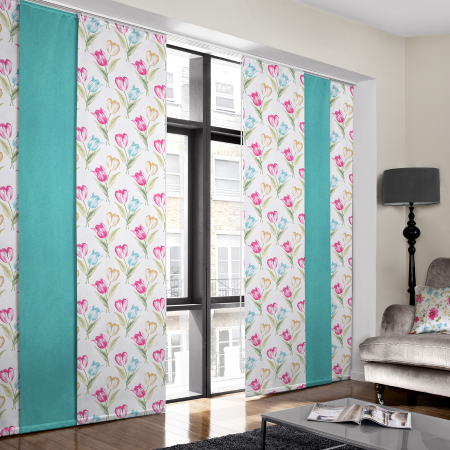 The Stirling Panel Blinds