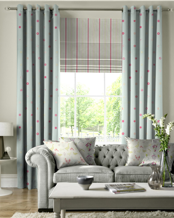Amberley Sorbet Made to Measure Curtains