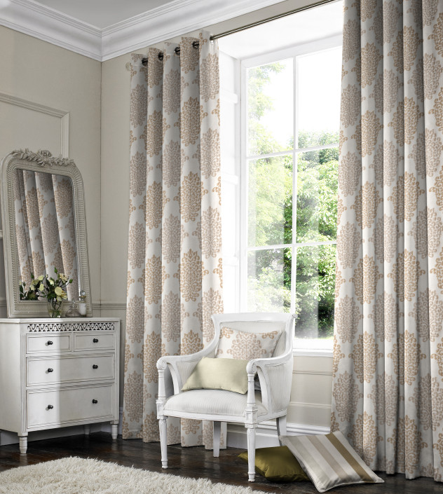 Arkara Natural Made to Measure Curtains