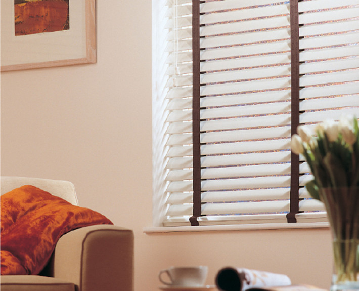 The Manchester Wooden Venetian Blinds