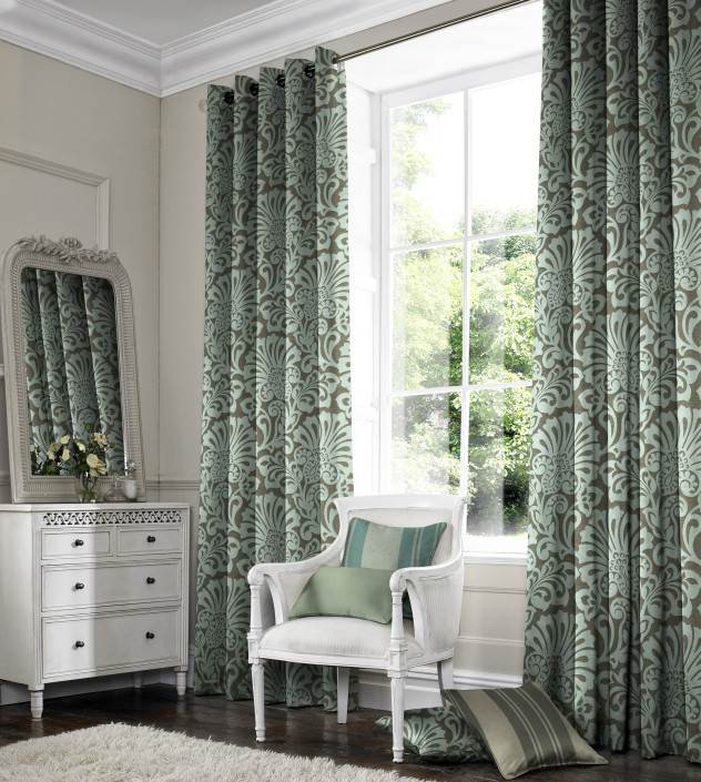 Imporo Duckegg Made to Measure Curtains