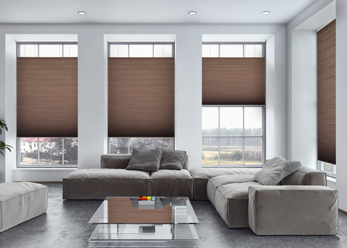 Colby Honeycomb Blinds