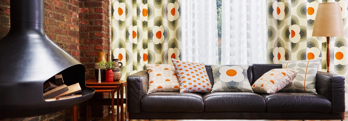 Living Room Curtains Business Bay