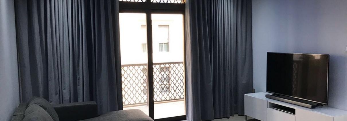 Blackout Curtains Dubai
