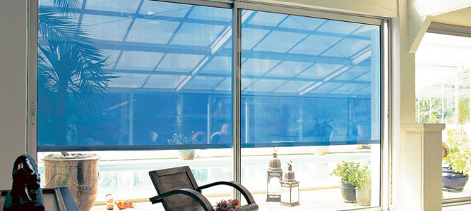 sunscreen roller blinds dubai