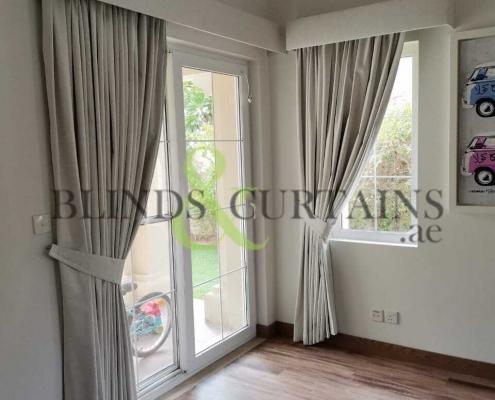 Installed Curtains Dubai