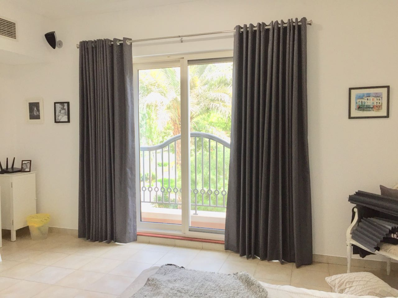 Eyelet Curtains Dubai