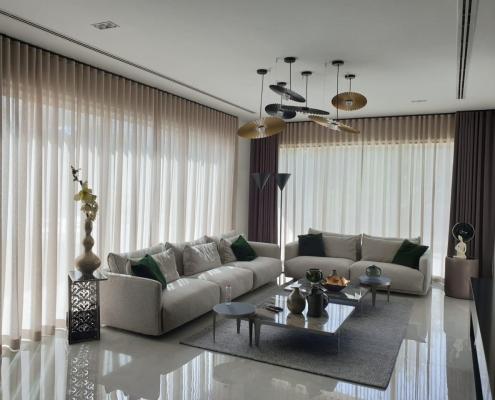 Home Curtains Dubai