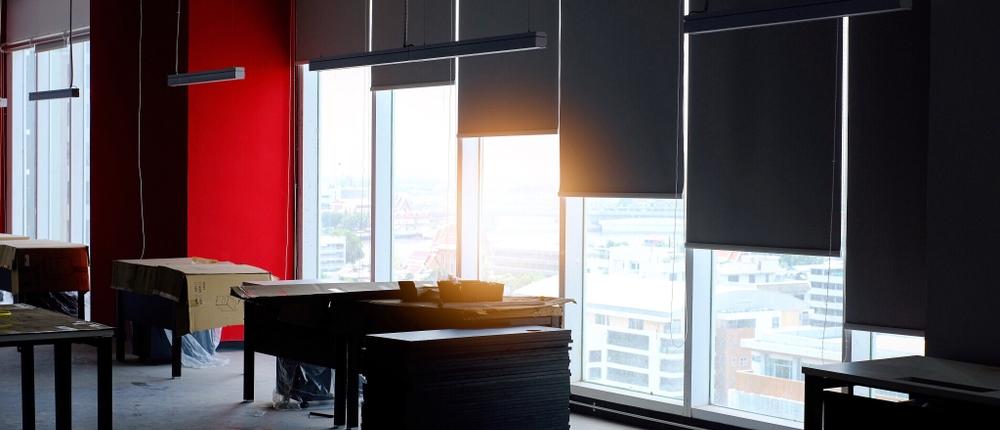 Hotels & Restaurants Blinds