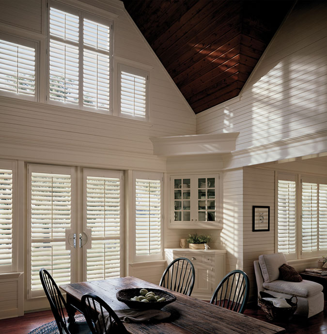 Special Shape Shutters - Banner