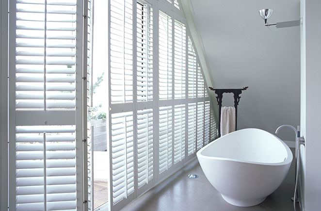 Special Shape Shutters - Right Banner