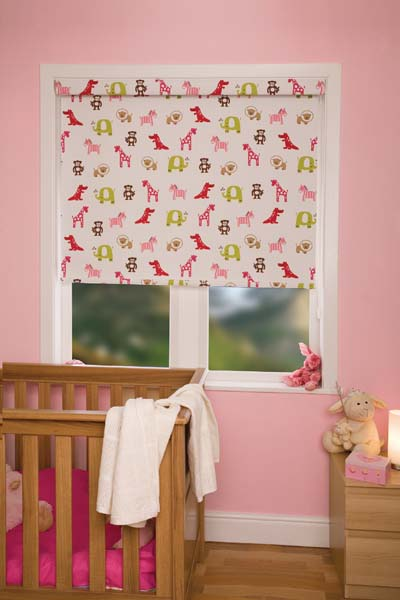 The Leicester Roller Blind