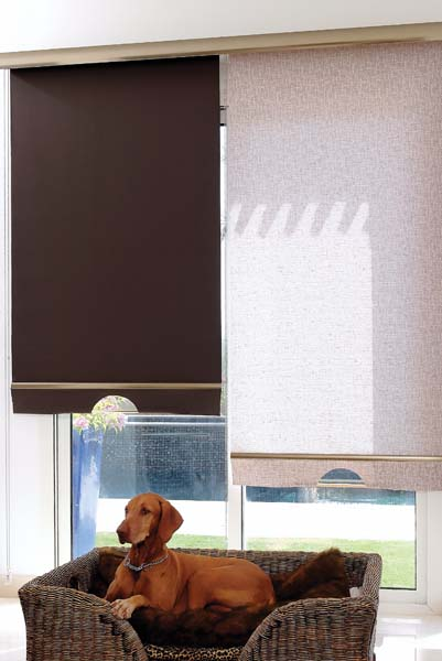 The Darlington Roller Blind