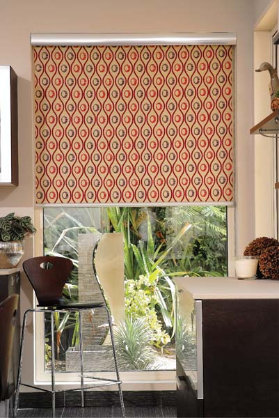 The Clevedon Roller Blind
