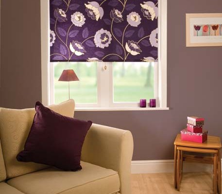 The Chepstow Roller Blind
